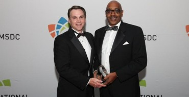 Chrysler Group Named Minority Supplier Company of the Year for 2014