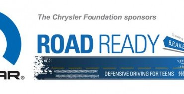 "Chrysler Foundation Launches ""Mopar Road Ready"" for Teen Drivers"