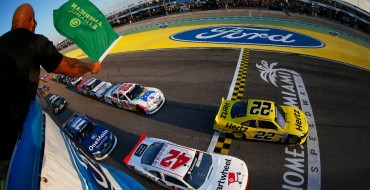 Ford Wins 2014 NASCAR Nationwide Owners' Championship
