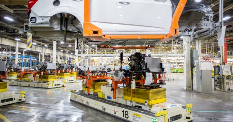 GM Invests $200M in Orion Assembly and Pontiac Metal Center Plants