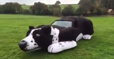Forget SEMA Mods—This Farmer Turned His Car into a Sheepdog