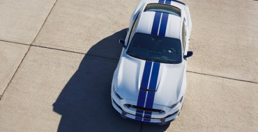 Report: 2016 Shelby GT350 Price to Start at $52,995