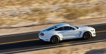 Ford Will Auction Rights to First 2016 Shelby GT350 in Scottsdale