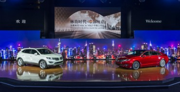 Lincoln Launches in China, Prices MKC and MKZ