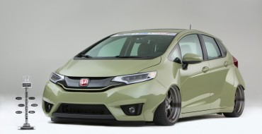 Tjin Edition 2015 Honda Fit Wins the Honda Fit SEMA Project