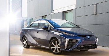 2016 Mirai Coming in October, Available at Eight California Dealerships