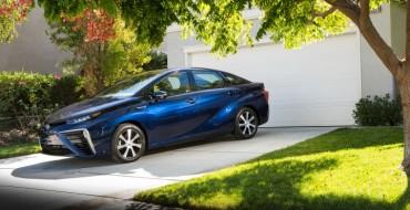 Toyota Wants to Make the Mirai Less Expensive