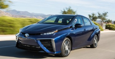 2016 Toyota Mirai Power-Out Jack Has the Ability to Power Your Home