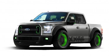 Ford Aims For Fifth SEMA Hottest Truck Award With Two F-150s