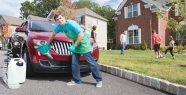 Mobile Waterless Car Wash Business Donates Unused Water
