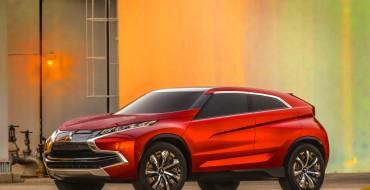 Bold, Old Mitsubishi Concept Yawns at LA Auto Show