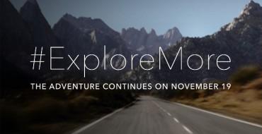 2016 Ford Explorer Debut Set for November 19