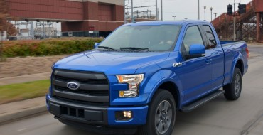 First 2015 F-150 Sold in the United States Arrives in Texas