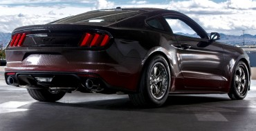 Ford Announces King Cobra Mustang Parts Package