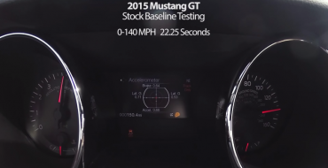 John Hennessey is Not Impressed with 2015 Mustang GT 0-150 MPH Time