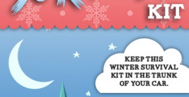 Infographic: Pack a Winter Survival Kit