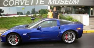 Corvette Museum Receives 2007 Corvette Z06 Donation