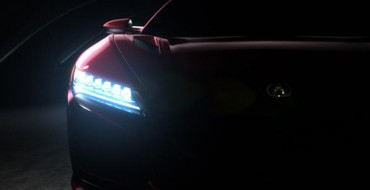2015 Acura NSX Teaser Images Revealed