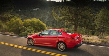 A Chevy SS Manual Transmission Is Now Available