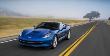 2015 Corvette Stingray Tops Porsche 911 in JD Power Survey