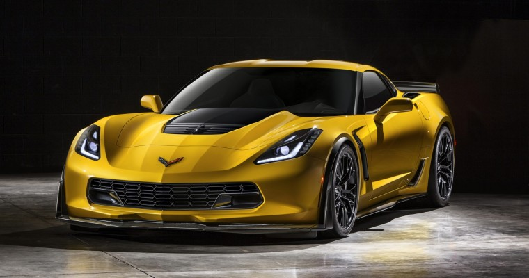 Chevy to Offer the 2015 Corvette Z06 in Mexico