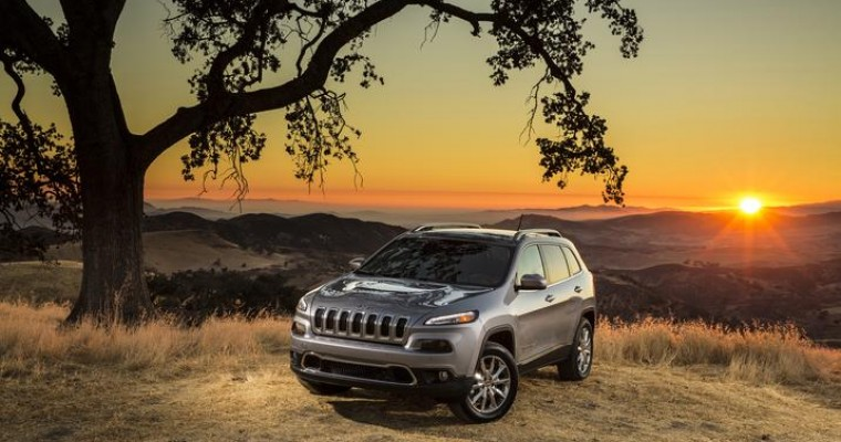 2015 Jeep Cherokee Overview