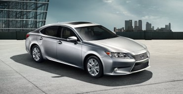 Lexus Safety System + Announced for 2015
