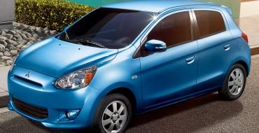 Mitsubishi Mirage Named Australia's Best Micro Car