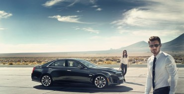 2016 Cadillac CTS-V Configurator Launches on Caddy Website