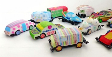 These 3D-Printed Children's Cars Are Imaginative, Heartwarming