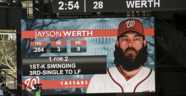 Jayson Werth is Going to Jail for Speeding