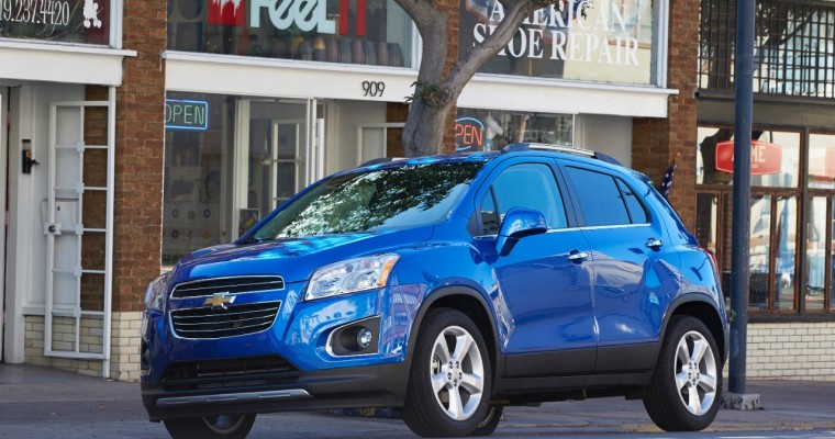 Rumor: We Could See a 2015 Chevy Trax GMC Version