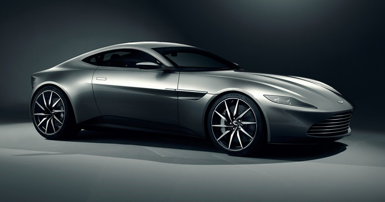 New Bond Film Reportedly Crashed $37 Million Worth of Supercars
