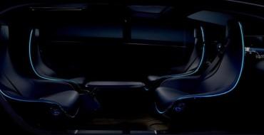 Mercedes CES Concept Will Be a Semi-Autonomous Lounge Room