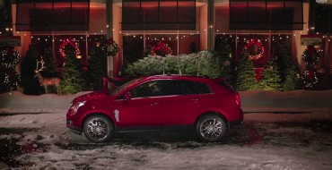 Yes, Some People Actually Got New Luxury Cars for Christmas