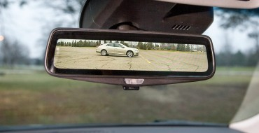 Cadillac's Rear Camera Mirror Wins Best New Safety Technology