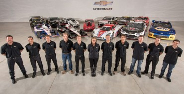 Chevrolet Racing Won 11 Championships in 2014