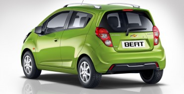 Could a Chevy Beat Sedan in India Mean a Chevy Spark Sedan in the US?