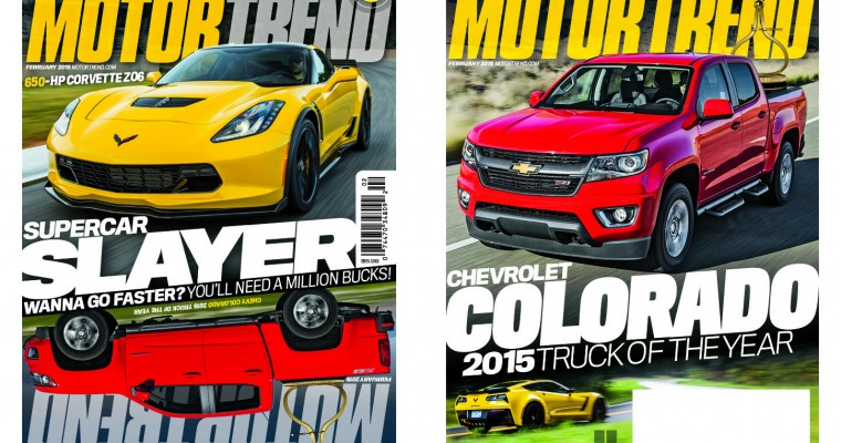 Chevy Colorado: 2015 Motor Trend Truck of the Year