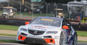 Ryan Eversley To Race Acura TLX GT in 2015