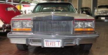 Elvis' 1977 Cadillac Seville is Surprisingly Ordinary
