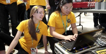 Chrysler Foundation Awards Grants to Several FIRST Robotics Teams