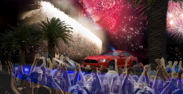 Ford Presents Mustang in Australia for Sydney New Year's Eve
