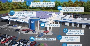 Honda Green Dealer Guide to Help Dealerships Reduce Environmental Impact