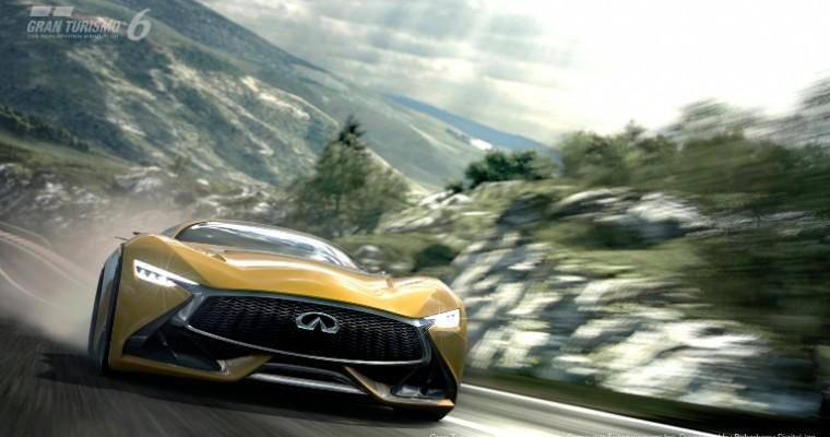 Download INFINITI CONCEPT Vision Gran Turismo in GT6