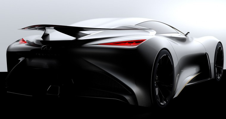 Hopefully They'll Actually Build The Infiniti Vision GT Concept
