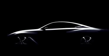 Infiniti Q60 Concept Teased for Detroit Reveal