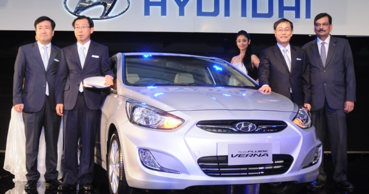 Four International Hyundai Models Are Getting Makeovers