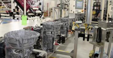 Chrysler Group Kokomo Transmission Plant Wins Bronze Award
