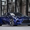 Lexus Trademarks LC500 and LC500h